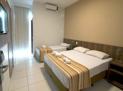 Hotel Morada das Águas – Foto Apartamento 02