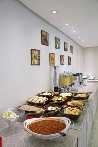 Hotel Morada das Águas – Café da Manhã foto 1