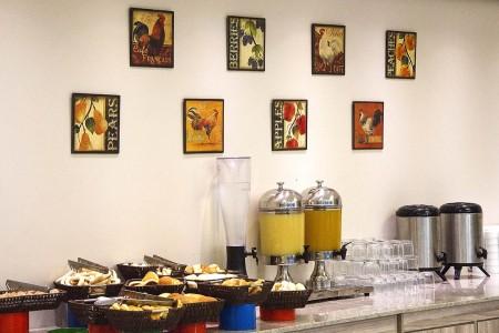 Hotel Morada das Águas – Café da Manhã foto 2