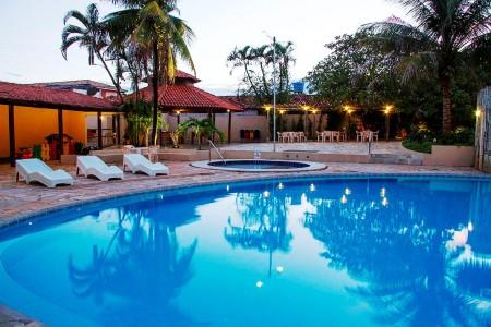 Hotel Morada das Águas – Área de Lazer foto 11